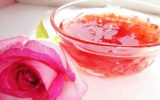 Варенье из роз: три лучших рецепта