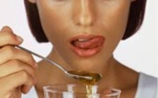 Как похудеть с помощью мёда
