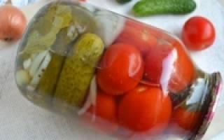 Как делать заготовки ассорти из овощей на зиму